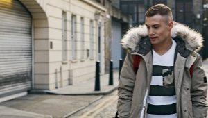 Men's Winter Jackets Adidas