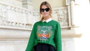 Fashionable women's hoodies 2019