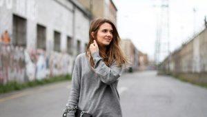 Trendy Cashmere Cardigan