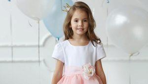 Robes élégantes pour les filles