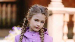 Cappotto per ragazze 7 anni