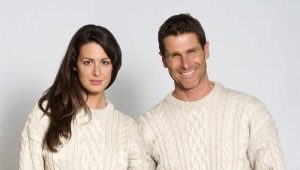 Pullover for women and men