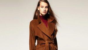 Que puis-je porter avec un manteau marron?