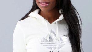 Adidas sweatshirt for women