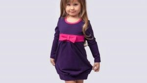 Knitted dress for girls - beautiful and comfortable