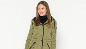 Dámske kabáty Lawine
