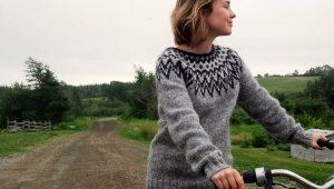 Famous icelandic sweater lapepeys