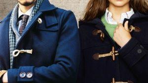 Montgomery con cappotto inglese