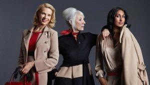 Soprabito leggero per donne sopra i 50 anni