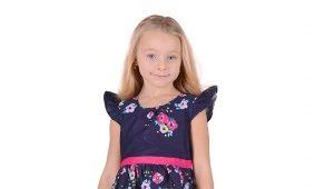 Children's sundresses for girls