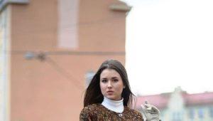 Cappotti di lana feltrata da donna alla moda