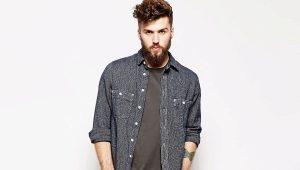 Pantaloni de marfă pentru bărbați: modele populare