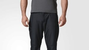 Pantaloni de iarna pentru barbati