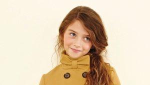 Cappotti per ragazze di marche famose
