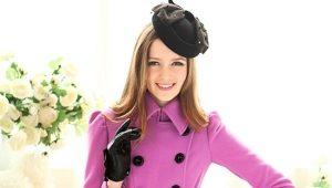 Cappotto per ragazze adolescenti per l'autunno e la primavera