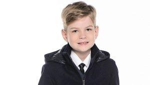 Manteau pour un garçon