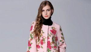 Kabát s výšivkou je najlepší spôsob, ako ukázať individualitu.