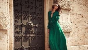 ¿Qué llevar vestido esmeralda?