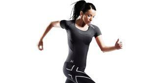 Sports compression underwear