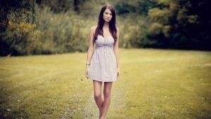 Women's cotton sundresses