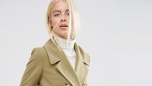 Cappotto aderente da donna