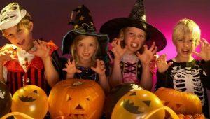 Quel genre de costume porter un enfant d'Halloween?