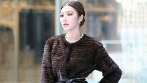 Ceinture - un accessoire élégant pour les manteaux de fourrure