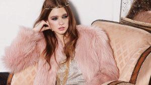 Ružová srsť - zmes ženskosti, elegancie a pôvabu