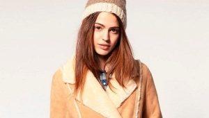 Quoi porter avec un manteau en peau de mouton
