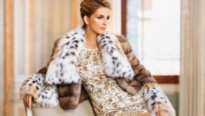 Ocelot Fur Coat
