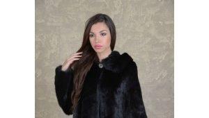 Groundhog Fur Coat