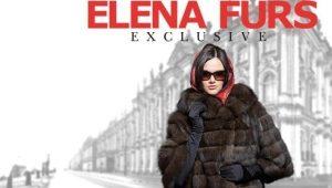 Kožešinové kabáty od Eleny Furs