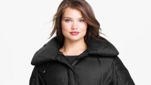 Park de vestes d'hiver pour femmes obèses