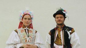 Czech costume national