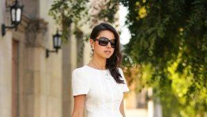 Aké topánky sú vhodné pre biele šaty?