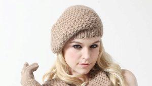 Set: bonnet, gants et écharpe