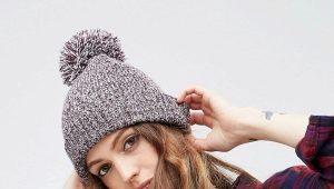 Chapeaux à la mode: chaussette, bas et bonnet