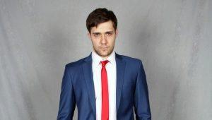 Ifjúsági férfi öltönyök