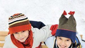 Bottes d'hiver pour enfants pour garçons