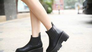 Chaussures basses d'hiver pour femmes