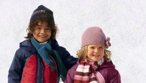 Bottes d'hiver pour enfants