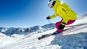 Chaussures de ski atomiques