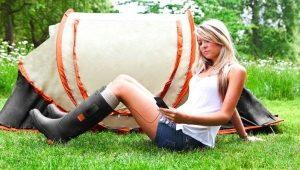 Bottes en caoutchouc Viking