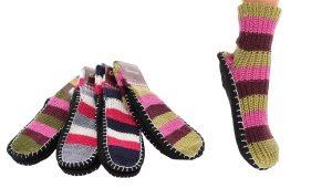 Papuče ponožky