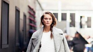 Demi-bottes d'hiver pour femme en cuir véritable et fourrure naturelle
