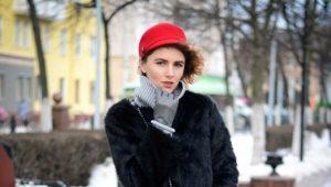 Bottes d'hiver en cuir