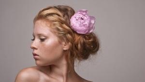 Legături frumoase de păr