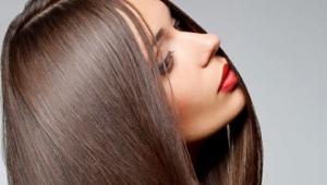 Výživná maska na vlasy