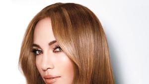 Želatínová maska na vlasy