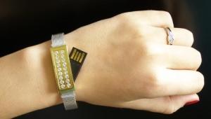 Bracelet de lecteur flash